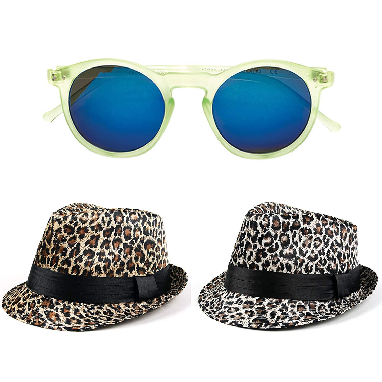 2fc5c73d2 Cheap Fashion Leopard Fedora Hat, find Fashion Leopard Fedora Hat ...