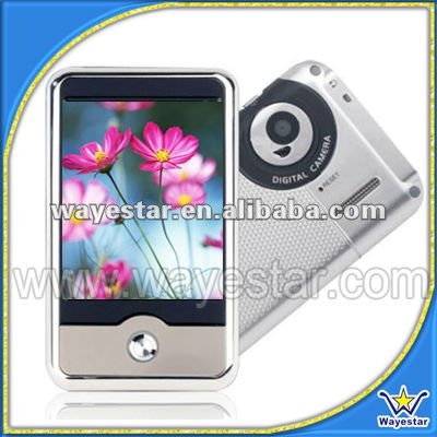 8gb Mp4 Player Touch Screen with camera