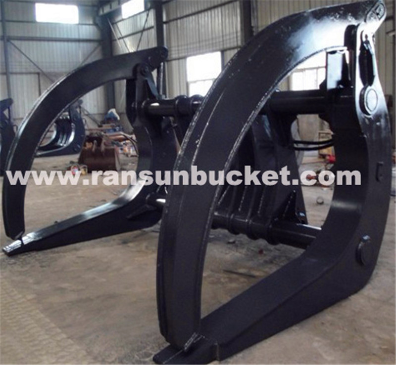 High Quality and Best Price wheel loader log grapple