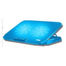 Держатель подставки для ноутбука SeenDa, 5 рычагов, регулируемая высота, охлаждающая подставка для ноутбука с 2 USB вентиляторами для ноутбука ...(Китай)