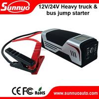 30000mah(c) Multi function Portable Vehicle&bus/truck Jump Starter 12V/24V