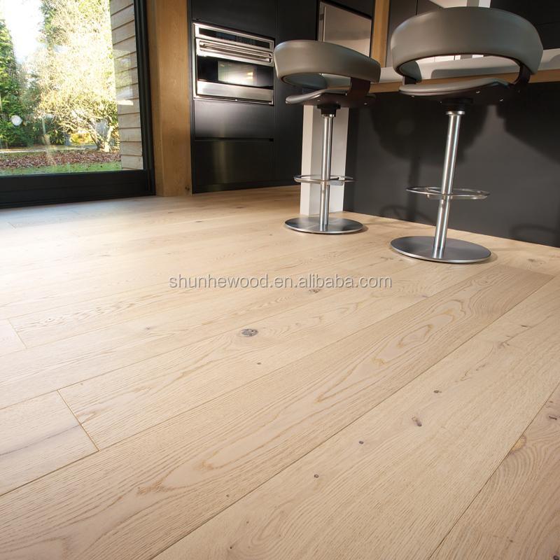 Good Quality Oiled Teak Wood Flooring