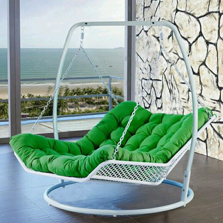 Indoor swing chair for adults double hammock hanging swing chair