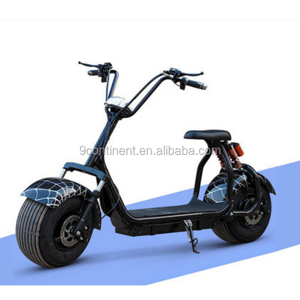 2017 Por Ce 1000w Waterproof Battery Removeable Electric Scooter Part With Plastic Foot Stand