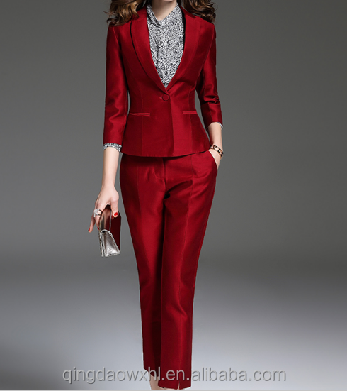 New Italian style bespoke women office lady suit,made to measure suit фото