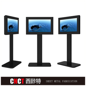 Good Quality Sheet Metal Fabrication Custom Laser Cnc Led Tv Stand