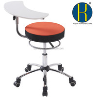 Alibaba Student desk and attached chairs/School desk and chair/Single school table and chair