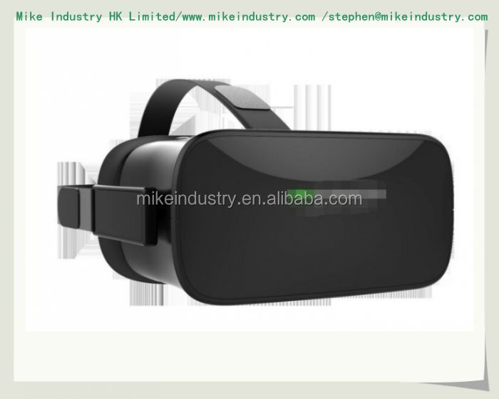 4th Generation 3D VR Box,Newest 3D Video Glasses Type virtual reality glasses 3d VR plastic shell mould injection