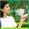 Latest travel handheld usb rechargeable battery power portable mini toy fan