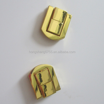 Mini Gift Box Lock Small Jewelry Box Latch Metal Lock Latch For