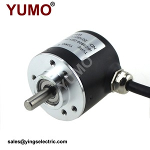 YUMO ISC3806-G03-2500BZ1-5L Rotary encoder Optical encoder measuring for speed or position