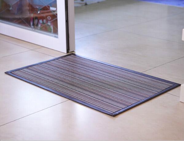 Znz Rug Runner Fireproof Carpet Woven Vinyl Pvc Carpet