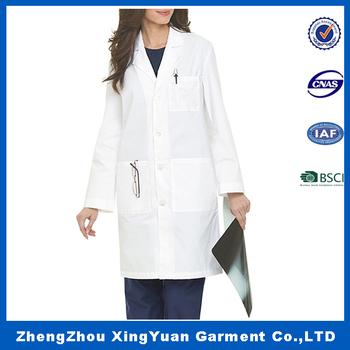 White Lab Coat For Sale/dental Scrubs/elegant Medical Uniforms