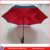 Windproof Double Layer Automatic Open J Handle Inverted Umbrella