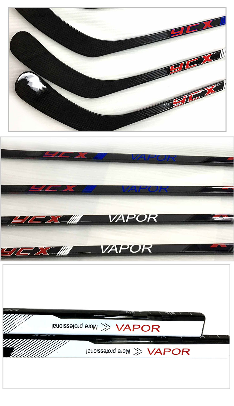 Top Quality Customized Size Hockey Stick Composite Ice Hockey Stick With  Lower Price - Buy Ice Hockey Stick,Hockey Stick Composite Ice,Composite Ice