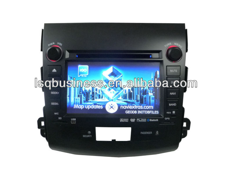 Car GPS for PEUGEOT 4007 with 3D Bluetooth DVD TV Radio MP3 player,ST-4007