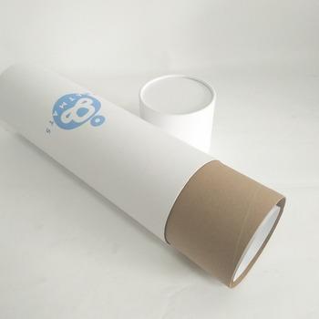 Kraft Paper Yoga Mat Mailing Tube
