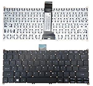 FEBNISCTE Laptop Keyboard for acer acer aspire v5-122 v5-122p notebook Black US Layout Version