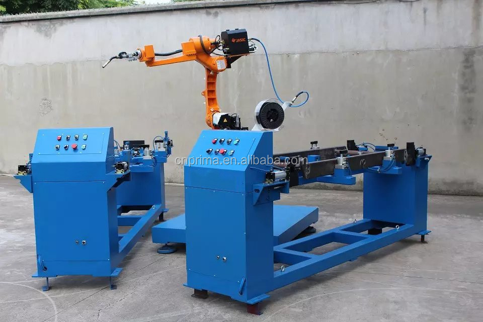 Made in China CNC Industrial Welding Soldering Robot