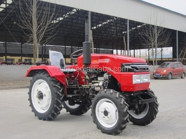 china hot selling new cheap wheel farming 26hp 4wd tractor