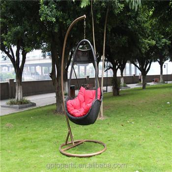 patio swings indoor outdoor furniture rattan swing chair garden rattan nest swing garden rattan balcony swing - Patio Swings