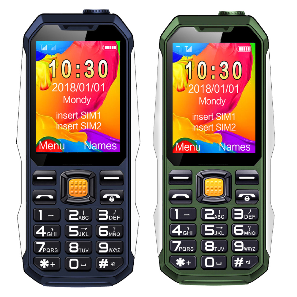China Factory Feature Phone 2.6 inch Low Price Feature Mobile Phone Cheapest 2.6 inch MTK Wholesale Feature Phone for 9500