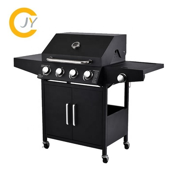 Commercial Outdoor Countertop Gas Barbecue Grill For Camping