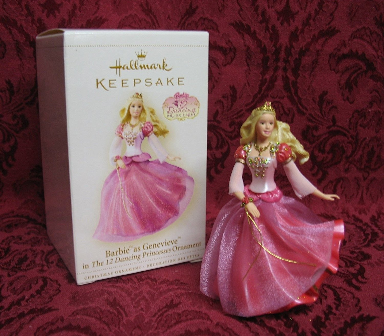 Buy Barbie 12 Dancing Princesses Princess Genevieve Gets Married