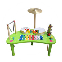 Großhandel 5-in-1 multi-funktion holz musical <span class=keywords><strong>instrumente</strong></span> für kinder W07A020