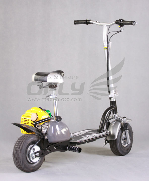 NEW 49cc gas scooter wholesale with Improved Features