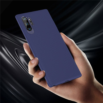 Special design with Slim and form-fitted phone shape Case Anti Slip for Samsung Galaxy Note 10 pro free sample case