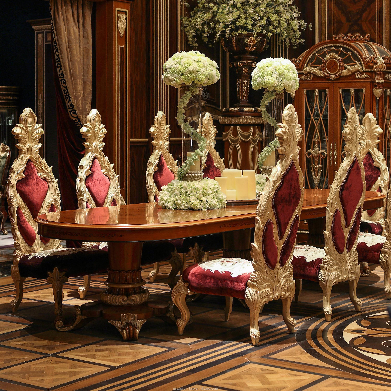 Último Clásico Maestro Italiano Diseño Cereza Color Sólido Muebles ...
