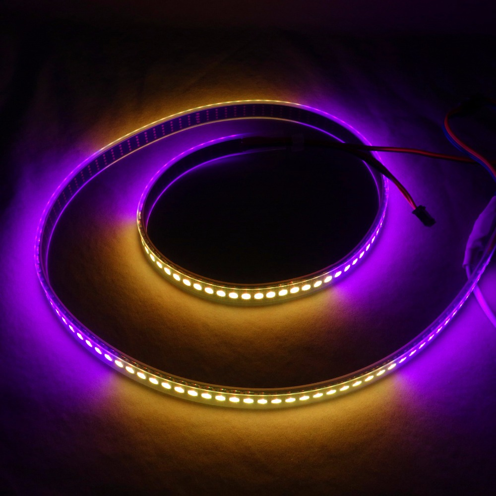Big order best led lights strips cheap price and color changing IP67 ws2813 advertising light