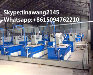 used wire drawing machine/copper wire drawing machine manufacture