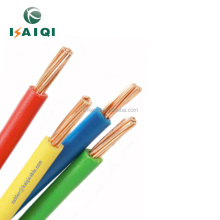 Flexible copper wire cable manufacture PVC insulated electric wire