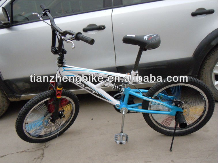 2015 china factory hot selling best BMX 20 inch freestyle bike for adult