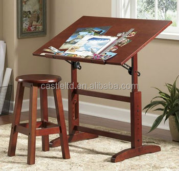 Studio Design Drafting Table studio designs aries glass top drafting table sonoma dark walnut brownclear glass 13310 Solid Wood Gorgeous Drafting Table And Stool Setvintage Look Studio Design Drafting Table