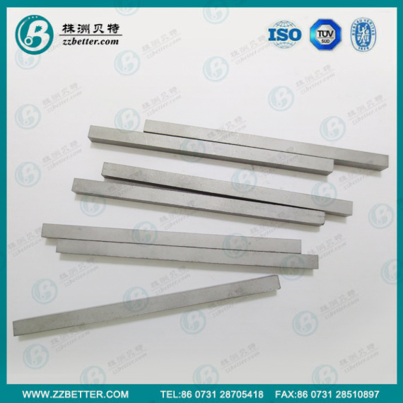 Tungsten carbide square bars/strip/plate