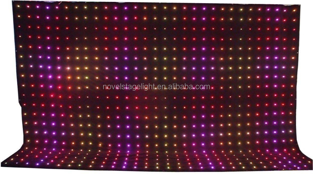 cool cheap lighting. hicool cheap led backdrop curtain lights color changeable night light stage background star cloth buy pixel lightwedding decoration cool lighting