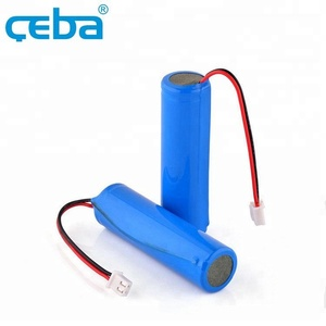 Made in China 18650 Lithium Battery 3.7v 2000mah Li ion Battery for Wireless Speaker