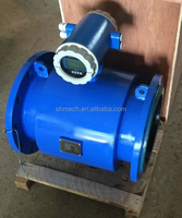 DN80mm or 3''cheap type turbine Electromagnetic peak Flow Meter
