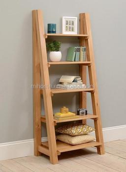 grenen ladder rack ladder plank witte ladder boekenkast