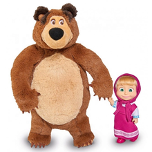 Promozione giocattoli vignette masha orso shopping online per