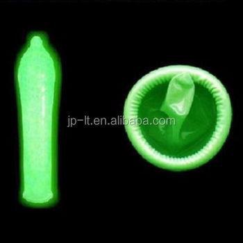Night light condom