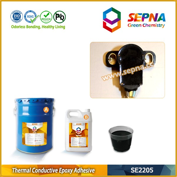 SE2205 liquid fire resistant epoxy resin