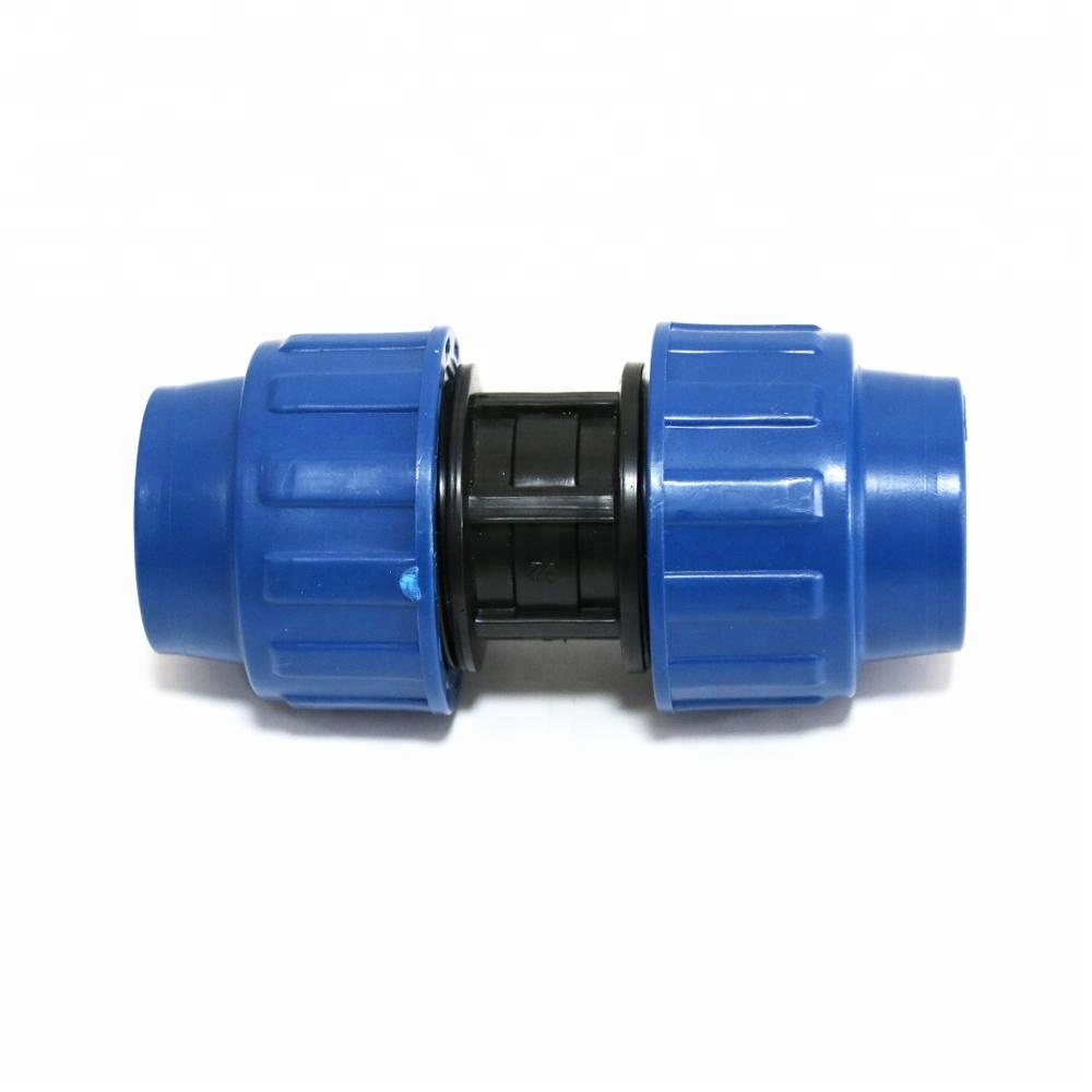 PP compressie fitting-Coupler
