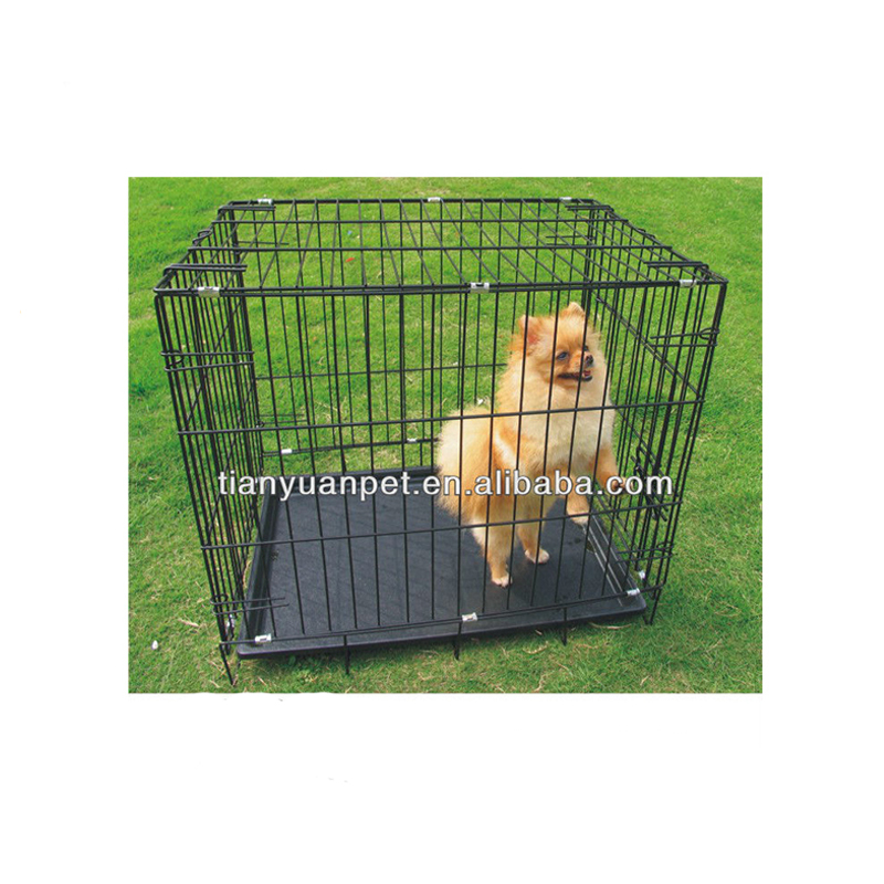 High End Stainless Steel Metal Small Iron Fence Outdoor Pet Cages Dog Kennel Whole