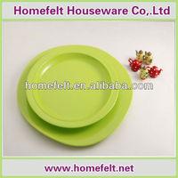 30%~100% melamine dinner plate gift set new item