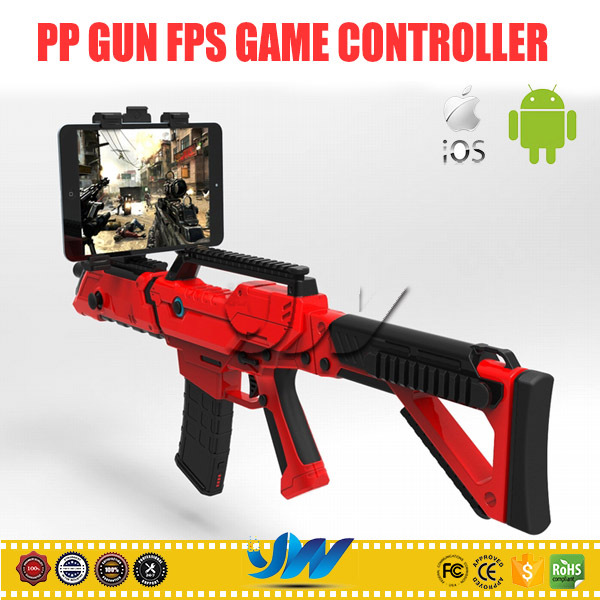 GAME GUN Phone Mini Wireless Bluetooth Game Controller For iOS Android