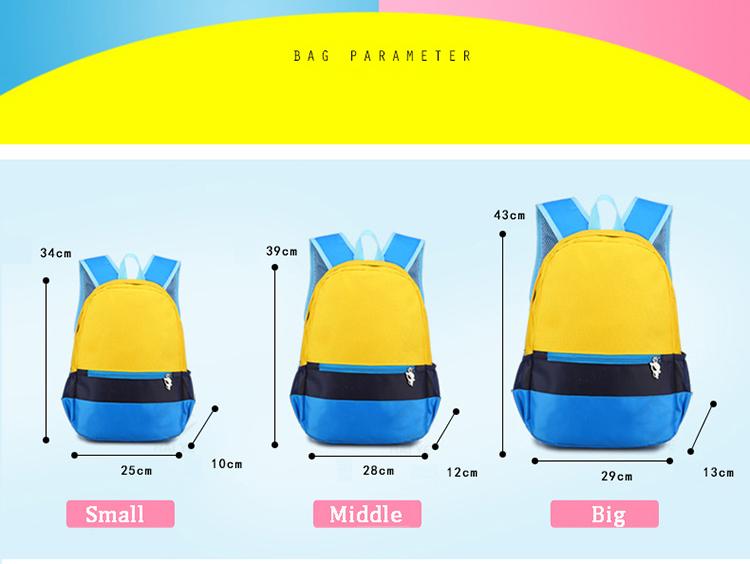 33c6053abfd6f Pas cher enfants impression personnalisée sac à dos étudiant sac d'école sac  à dos